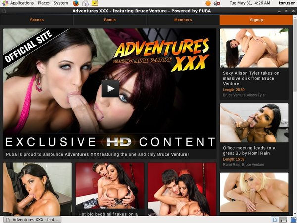Adventuresxxx.com Premium Accounts Free