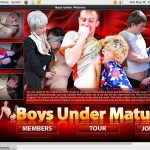 Boys Under Matures Accounts