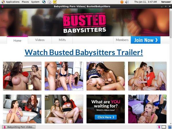 Bustedbabysitters Pass Premium