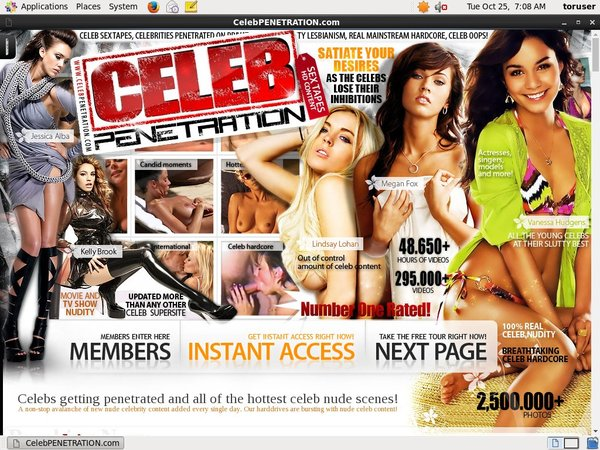Celebpenetration User And Pass