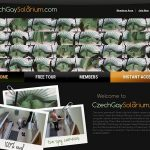 Czech Gay Solarium Account Login
