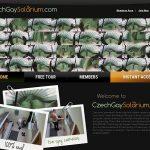 Free Account Of Czech Gay Solarium