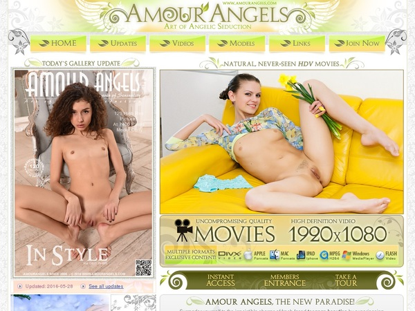 Free Amourangels Password
