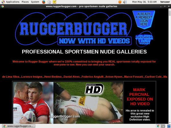 How To Get Ruggerbugger Account