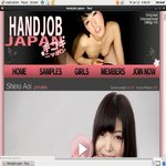 New Handjob Japan Accounts