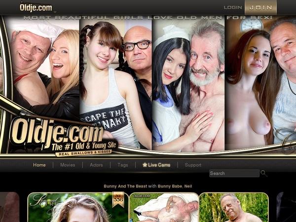 Oldje.com Porn Accounts