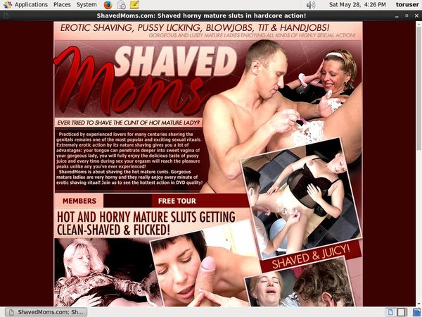 Shaved Moms Log In