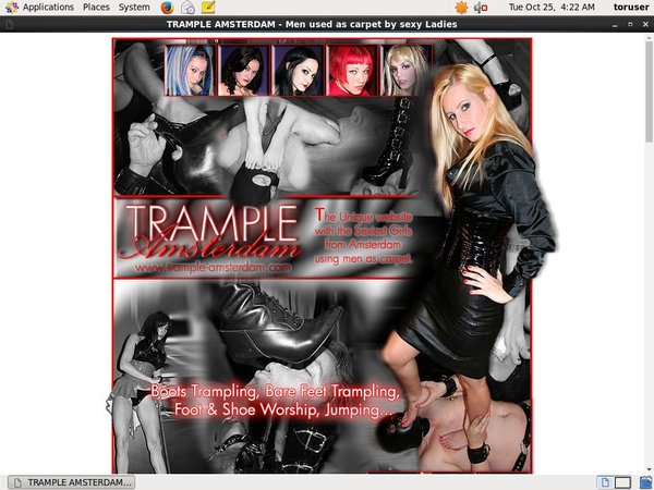 Trample Amsterdam Free Pictures
