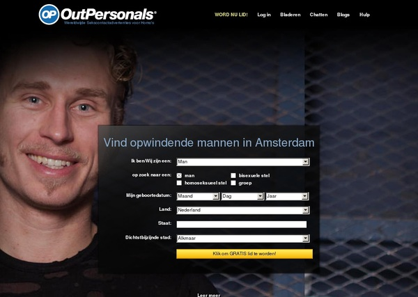 Outpersonals.com Account For Free