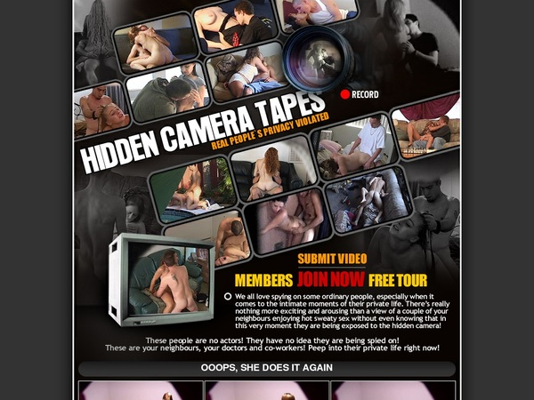 Hiddencameratapes.com サイン アップ