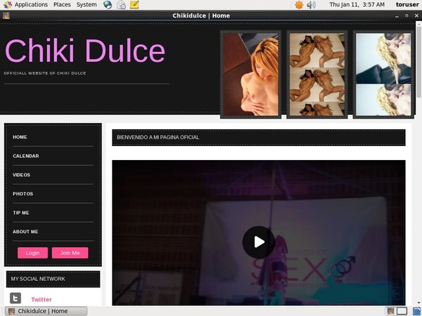 Chiki Dulce New