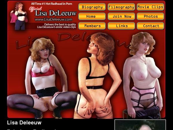 Accounts On Lisa De Leeuw