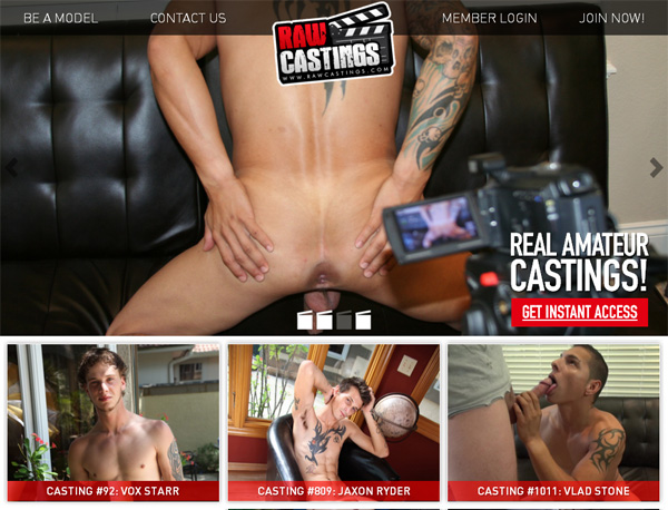 Rawcastings.com Free Premium Accounts