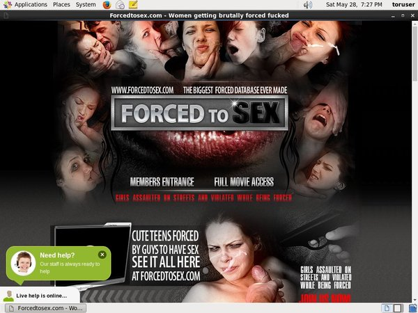 Forced To Sex Password Generator