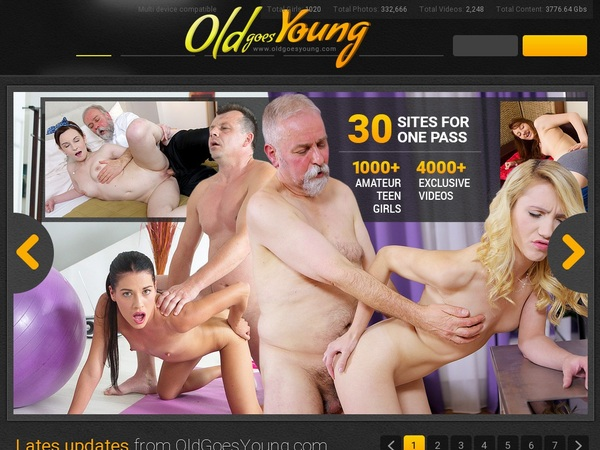 Old Goes Young Acc Premium