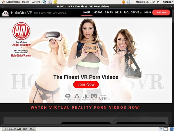How Much Does Hologirlsvr.com Cost