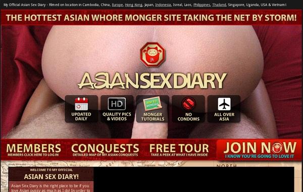 Epoch Asian Sex Diary
