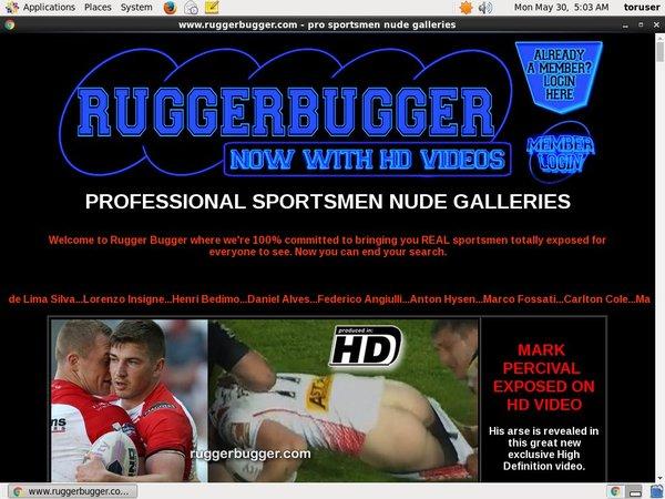 Rugger Bugger Updated Passwords