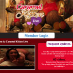 Join Caramel Kitten Live