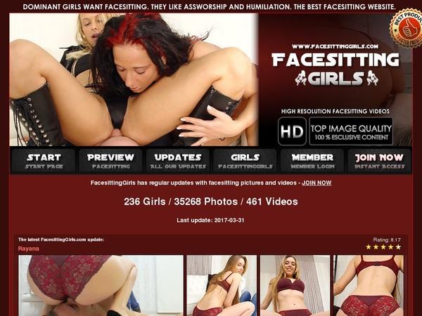 Watch Facesitting Girls