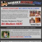 Norske Jenter 注册帐号