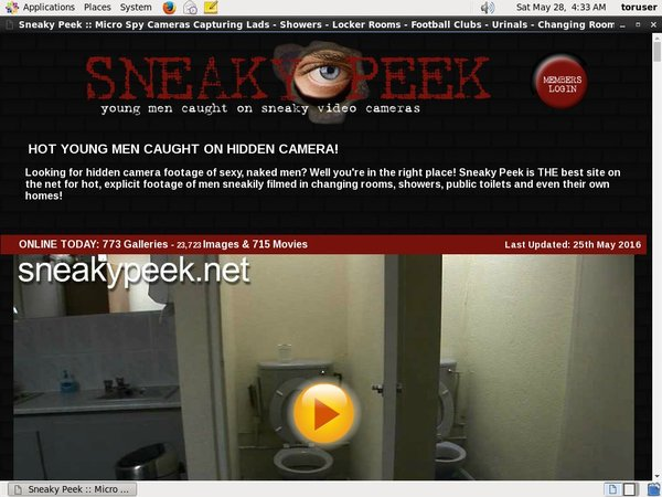Sneakypeek.net Members
