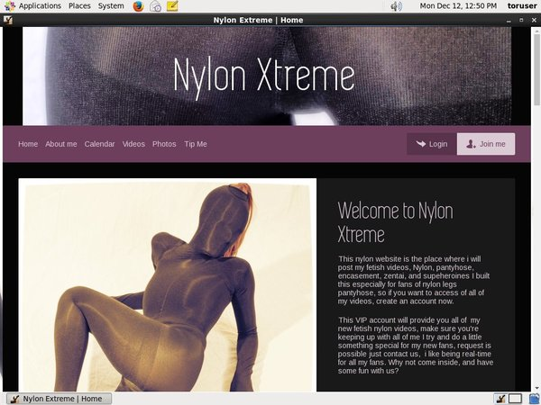 NylonExtreme Alternative Payment