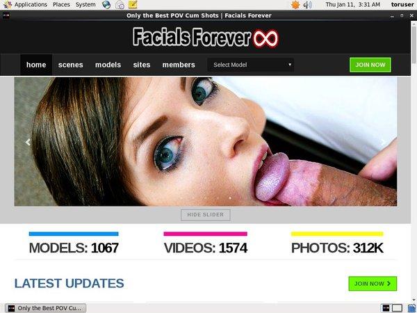 Facialsforever.com Vend-o.com