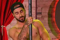 Stockbar erotic show