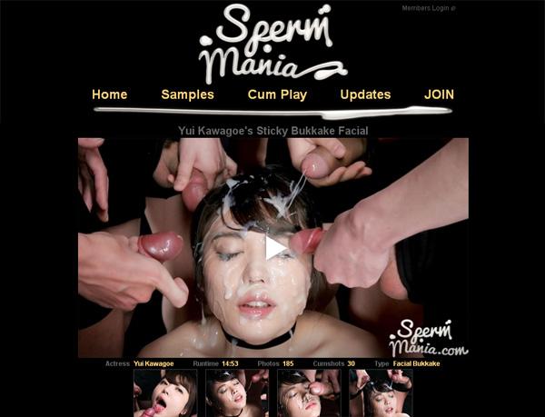 Sperm Mania Pro Biller Page