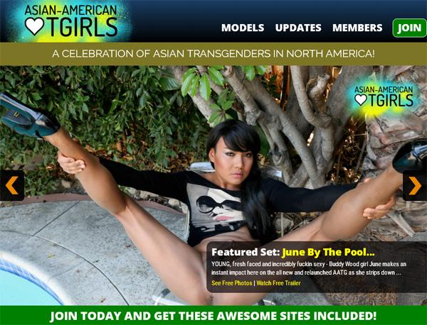Asian American TGirls Bypass