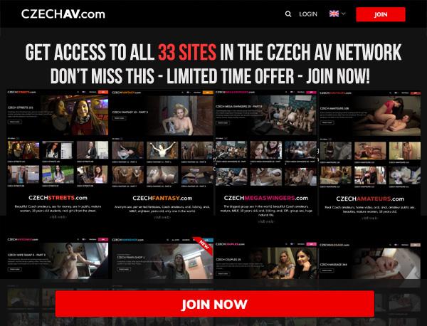 Czechav.com With Paysafecard