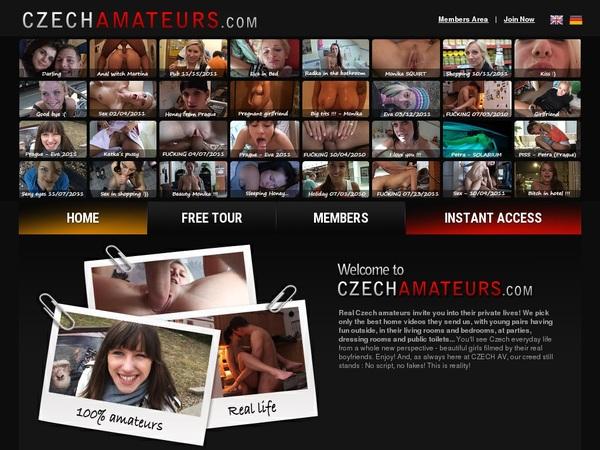 Czech Amateurs Pw