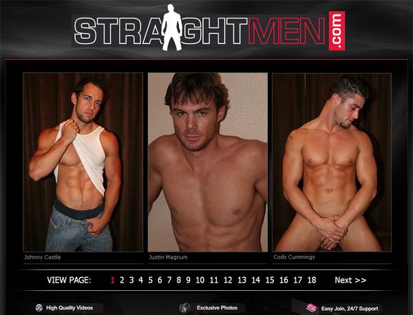 Free Accounts In Straight Men